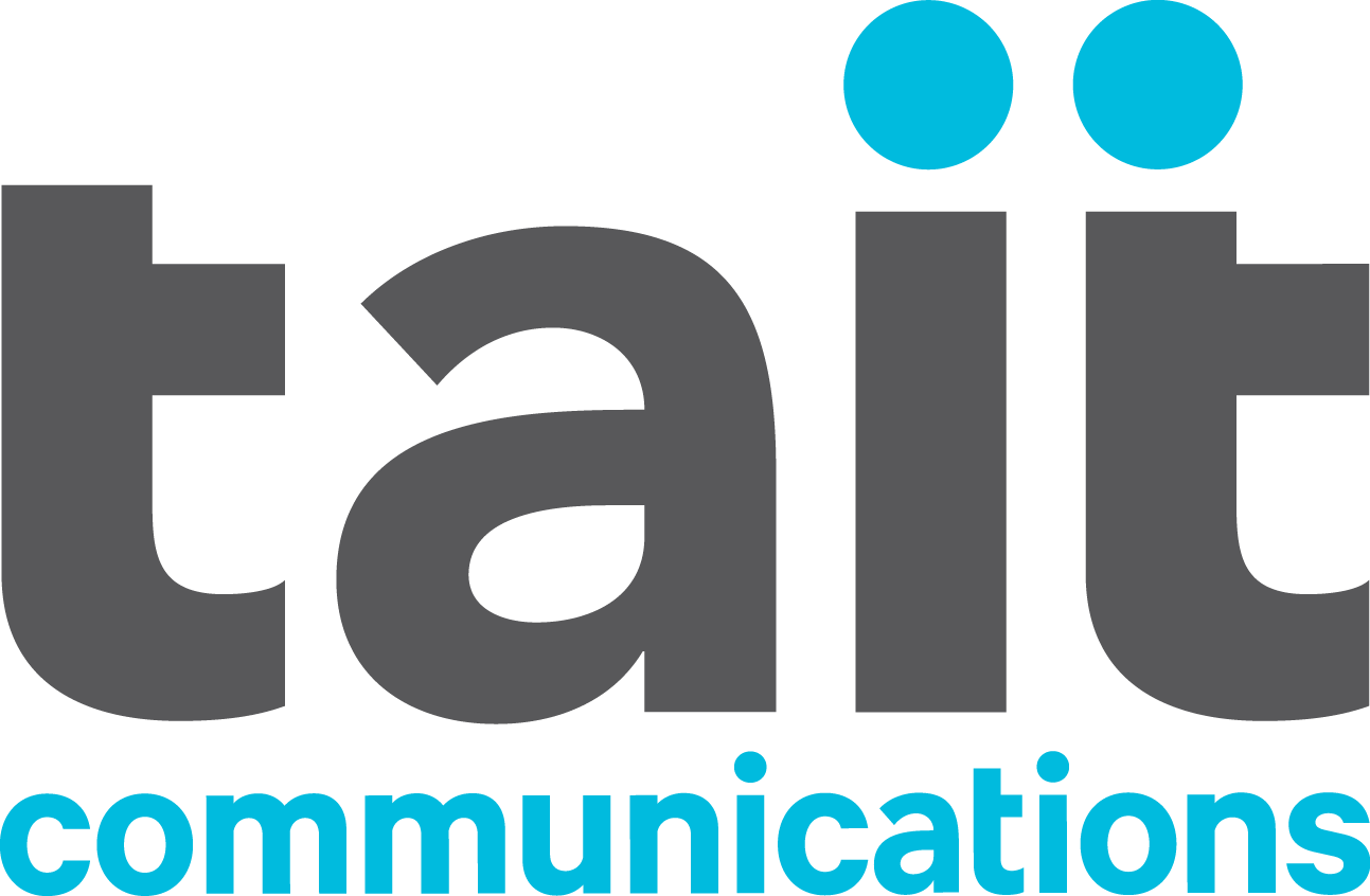 Tait Communications logo