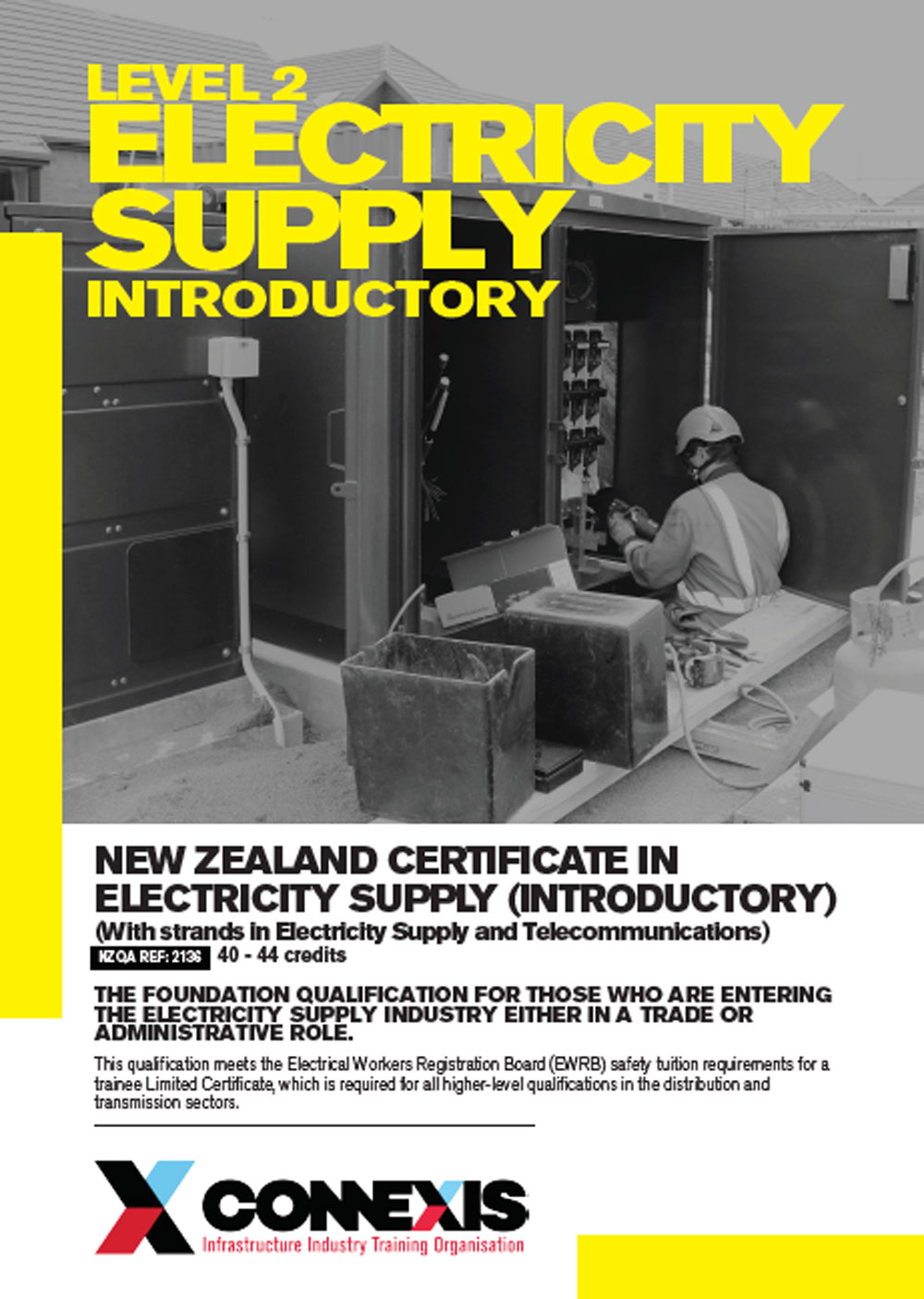 ELECTRICITY SUPPLY (INTRODUCTORY)
