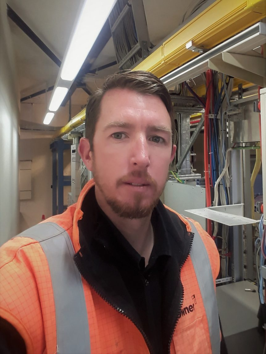 Connexis Our People - Water Apprenticeship graduate Jon Welch