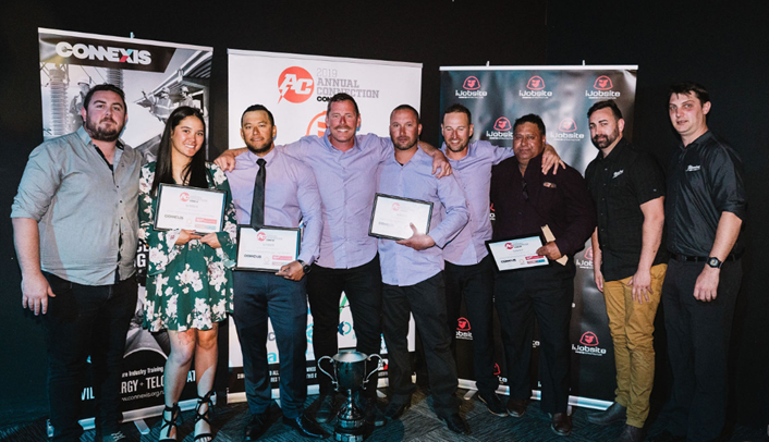 Annual Connection Award Winners - Line Mechanic Compeition