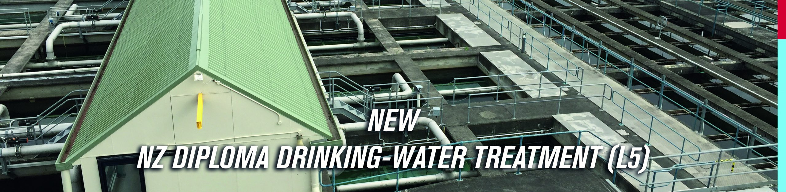 Drinking water treatment diploma