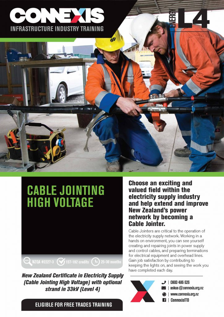 Cable Jointer High Voltage